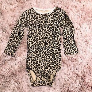 Carter's Leopard Bodysuit
